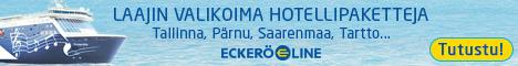Eckerö Line banner